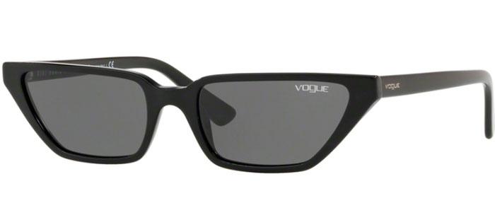 Gafas de Sol - Vogue - VO5235S - W44 87 BLACK    GREY 7585e5b667bd