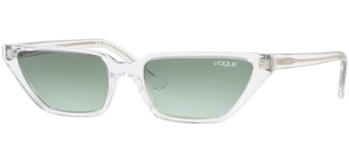 Gafas de Sol - Vogue - VO5235S - W7458E TRANSPARENT    GREEN GRADIENT e3cc543bf0d1