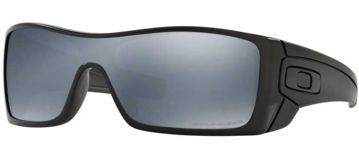 a2e0cfc7cf Sunglasses Oakley BATWOLF OO9101 910135 MATTE BLACK INK    BLACK ...