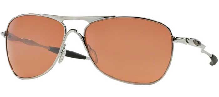 b8142acc4d CHROME    VR28 BLACK IRIDIUM. Gafas de Sol - Oakley - CROSSHAIR OO4060 -  4060-02 CHROME    VR28