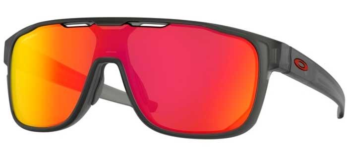 8c00a6b2cb Gafas de Sol - Oakley - CROSSRANGE SHIELD OO9387 - 9387-13 MATTE GREY SMOKE