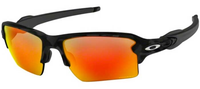 ea37f3d958 Gafas de Sol Oakley FLAK 2.0 XL OO9188 918886 BLACK CAMO    PRIZM RUBY