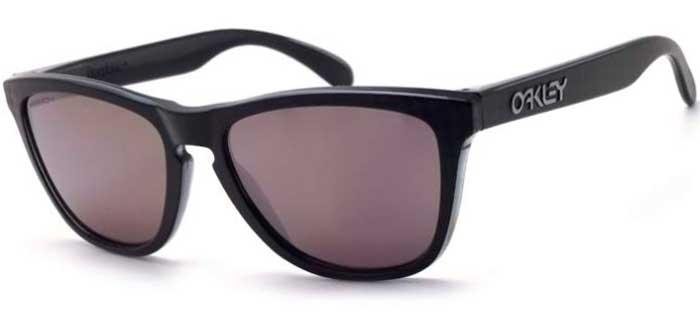 c9979afaa4 Sunglasses - Oakley - FROGSKINS OO9013 - 9013-B8 CHECKBOX BLACK    PRIZM  BLACK