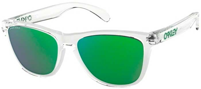 ec6e35158 FROGSKINS OO9013 - 9013-D6 CRYSTAL CLEAR // PRIZM JADE. Gafas de Sol -  Oakley ...