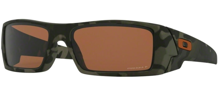 dcc5e58f43 Gafas de Sol Oakley GASCAN OO9014 901451 MATTE OLIVE CAMO // PRIZM ...