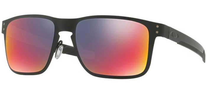 77b06681ef Gafas de Sol - Oakley - HOLBROOK METAL OO4123 - 4123-02 MATTE BLACK /