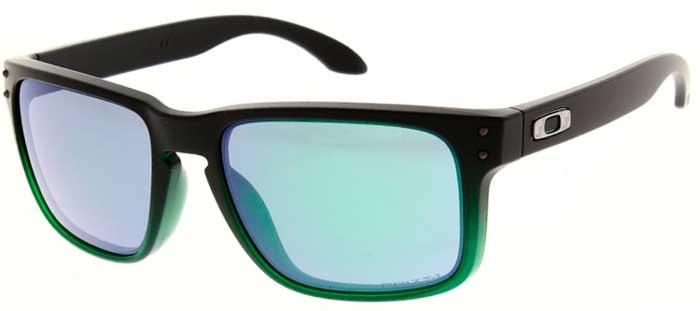 Gafas de Sol Oakley HOLBROOK OO9102 9102E4 JADE FADE    PRIZM JADE 0e321d7e22