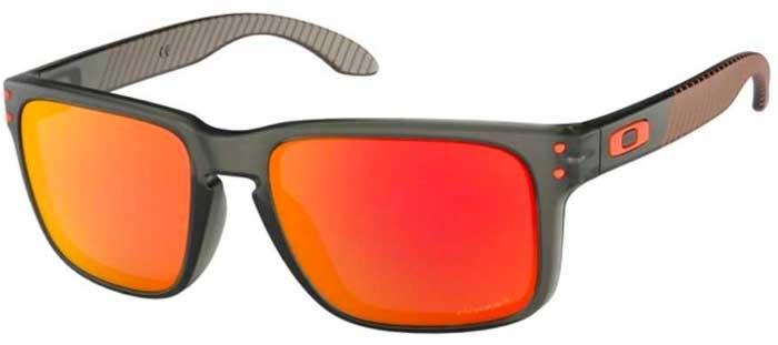 fcf76db02f Sunglasses - Oakley - HOLBROOK OO9102 - 9102-E7 MATTE OLIVE INK    PRIZM
