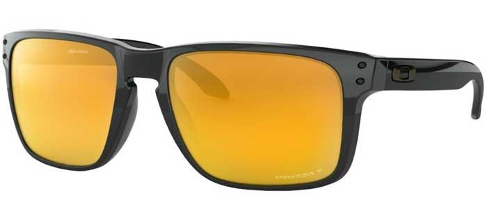 5613be7c854 Gafas de Sol - Oakley - HOLBROOK XL OO9417 - 9417-10 POLISHED BLACK