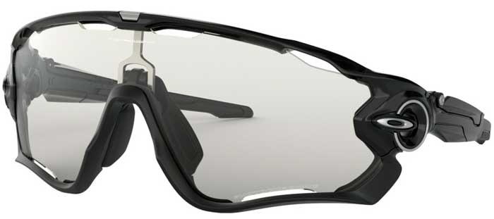 d4b9c6381f2d2 JAWBREAKER OO9290 - 9290-14. POLISHED BLACK    CLEAR BLACK IRIDIUM  PHOTOCHROMIC. Sunglasses - Oakley ...