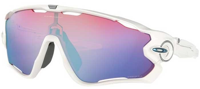 24f8aa6abd Gafas de Sol Oakley JAWBREAKER OO9290 929021 POLISHED WHITE // PRIZM ...