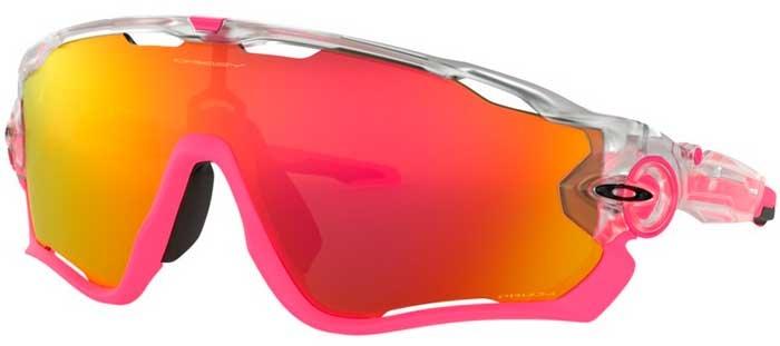 2e2085432b Gafas de Sol Oakley JAWBREAKER OO9290 929039 MATTE CLEAR // PRIZM RUBY