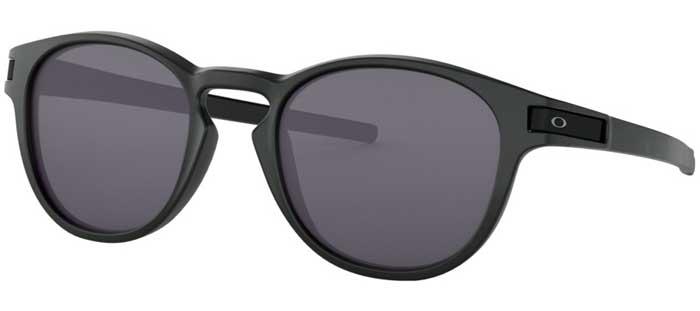 054d25f746 Sunglasses Oakley Oakley LATCH OO9265 926501 MATTE BLACK    GREY