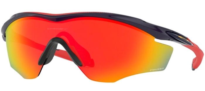 f3861a849f Gafas de Sol Oakley M2 FRAME XL OO9343 934312 NAVY // PRIZM RUBY