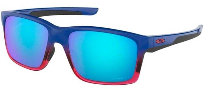 6e8f1ccd02f Sunglasses Oakley MAINLINK OO9264 926432 BLUE POP FADE    PRIZM SAPHIRE