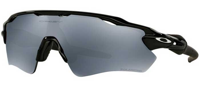 852740b0b1 RADAR EV PATH OO9208 - 9208-07. POLISHED BLACK    BLACK IRIDIUM POLARIZED.  Sunglasses - Oakley ...