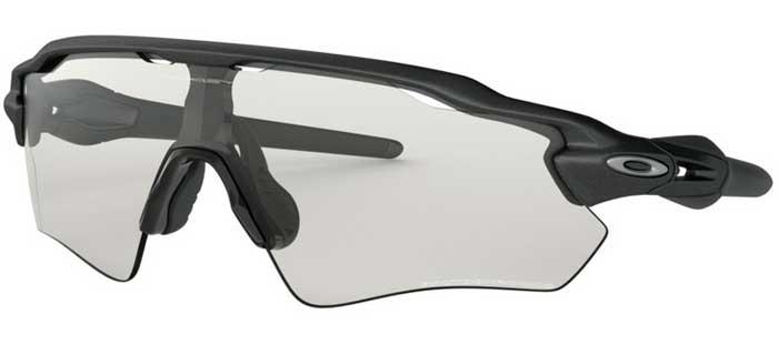 52d1306a87 Gafas de Sol Oakley RADAR EV PATH OO9208 920813 STEEL GREY // CLEAR ...