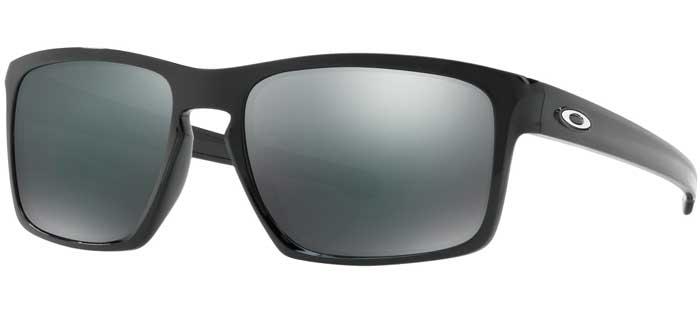 56d4c5052e26e Sunglasses Oakley SLIVER OO9262 926204 POLISHED BLACK    BLACK IRIDIUM
