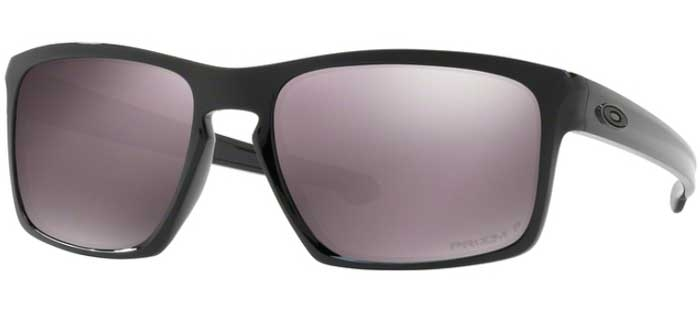 b849425bc1 Sunglasses - Oakley - SLIVER OO9262 - 9262-07 POLISHED BLACK    PRIZM DAILY.  Polarized