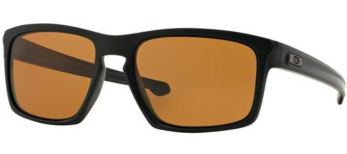 52928f7a78 Sunglasses - Oakley - SLIVER OO9262 - 9262-08 MATTE BLACK    BRONZE  POLARIZED