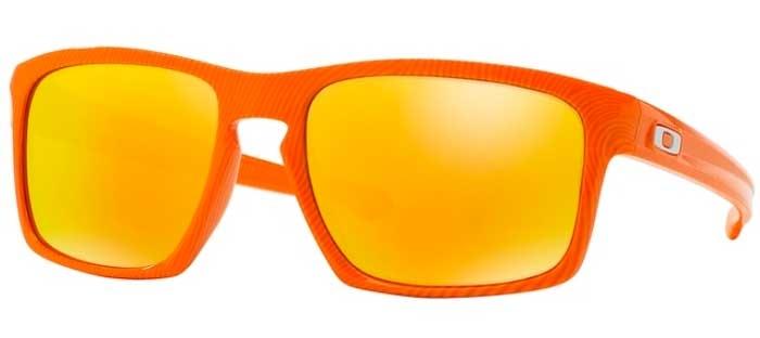 e8c1b8132d Sunglasses - Oakley - SLIVER OO9262 - 9262-16 FINGERPRINT ATOMIC ORANGE     FIRE