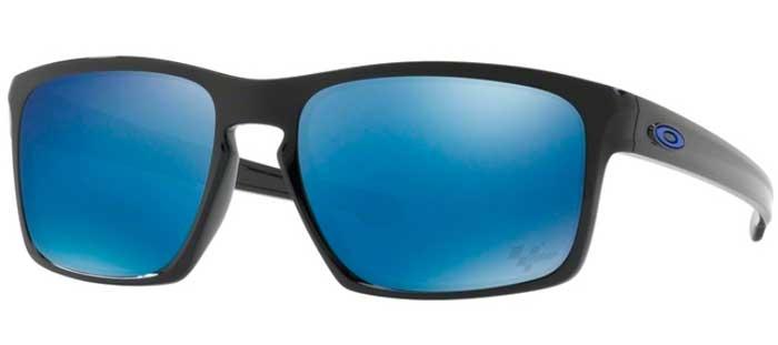 ca9e0f25d24e9 Sunglasses - Oakley - SLIVER OO9262 - 9262-28 POLISHED BLACK    ICE IRIDIUM