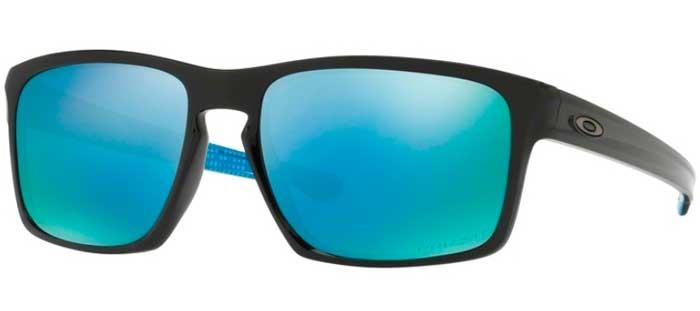 e20d436c6c Sunglasses - Oakley - SLIVER OO9262 - 9262-40 POLISHED BLACK    PRIZM DEEP.  Polarized