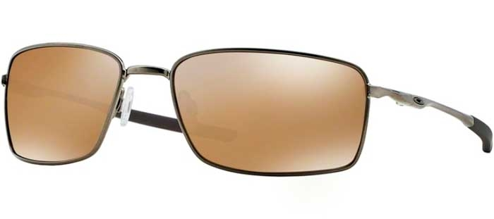 ed308a0cdb TUNGSTEN    TUNGSTEN IRIDIUM POLARIZED. Gafas de Sol - Oakley - SQUARE WIRE  OO4075 - 4075-06 TUNGSTEN