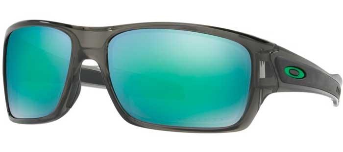 6d7b4ef07f Gafas de Sol Oakley TURBINE OO9263 926309 GREY SMOKE // JADE IRIDIUM ...