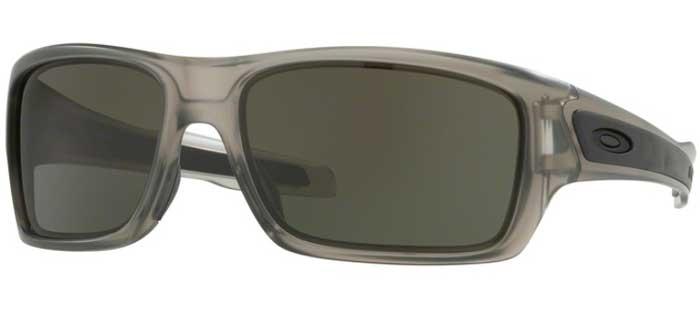 a93fd63b58 Gafas de Sol Oakley TURBINE OO9263 926318 MATTE GREY INK // DARK GREY