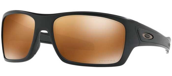 393ca93dcf Sunglasses - Oakley - TURBINE OO9263 - 9263-40 MATTE BLACK    PRIZM  TUNGSTEN. Polarized