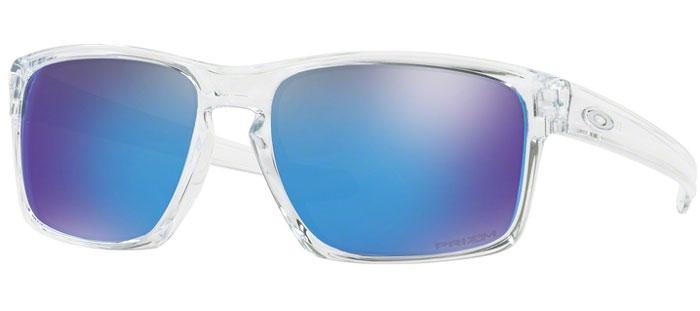 c03b3111be5 POLISHED CLEAR    PRIZM SAPPHIRE. Gafas de Sol - Oakley - SLIVER OO9262 -  9262-47 POLISHED CLEAR