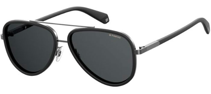 1f60c8ce9a Gafas de Sol Polaroid PLD 2073/S 003 (M9) MATTE BLACK // GREY POLARIZED