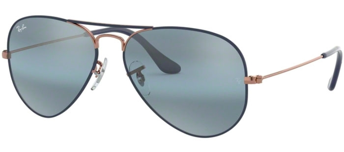 b055d7cf7f Gafas de Sol RayBan® RayBan® RB3025 AVIATOR LARGE METAL 9156AJ ...
