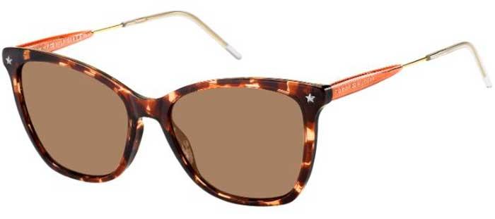 78bb914121 Gafas de Sol Tommy Hilfiger TH 1647/S 086 (70) DARK HAVANA // BROWN