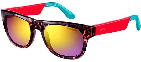 09c2389bc90890 Sunglasses Carrera CARRERA 5006 1UH (E2) PINK CORAL VIOLET   PINK ...