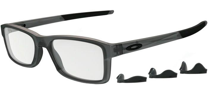 787c71f2b4 Monturas - Oakley Prescription Eyewear - OX8089 CHAMFER MNP - 8089-03 SATIN  GREY SMOKE