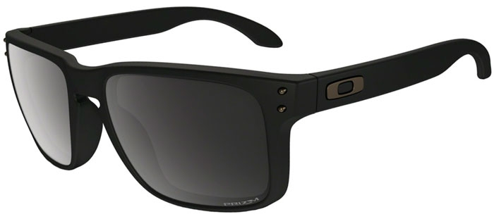 Sunglasses - Oakley - HOLBROOK OO9102 - 9102-D6 MATTE BLACK    PRIZM BLACK c91e52e0a0