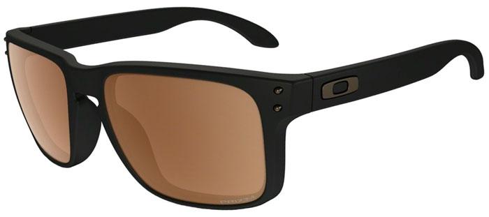 116188a242 HOLBROOK OO9102 - 9102-D7 MATTE BLACK    PRIZM TUNGSTEN POLARIZED.  Sunglasses - Oakley ...