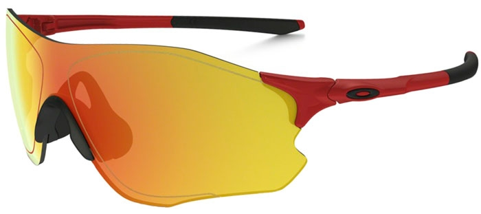 Iridium Oakley Evzero 9308 Sol De Gafas 10 Oo9308 Path Infrared Fire POkn80wX