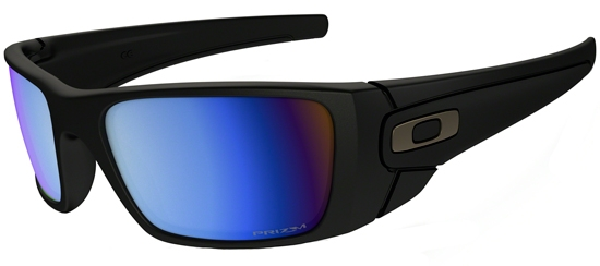 Deep Gafas Prizm Fuel Polarized Oakley Oo9096 9096 Sol Cell D8 Black De Matte SzMqUVGLp