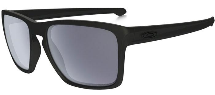 d23ec32bad MATTE BLACK    GREY POLARIZED. Gafas de Sol - Oakley - SLIVER XL OO9341 -  9341-01 MATTE BLACK