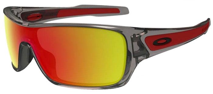 3705005615 Sunglasses Oakley TURBINE ROTOR OO9307 930703 GREY INK    RUBY IRIDIUM