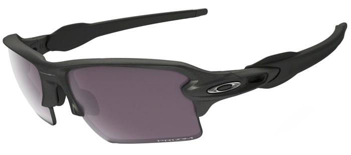 8187e096956 Sunglasses Oakley FLAK 2.0 XL OO9188 918860 STEEL    PRIZM DAILY ...