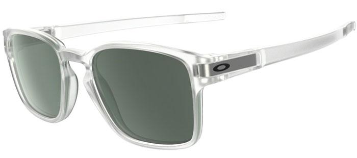 60e70ec759 Sunglasses - Oakley - LATCH SQUARED OO9353 - 9353-07 MATTE CLEAR // DARK