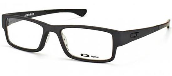 036ea4aa359 Frames - Oakley Prescription Eyewear - OX8046 AIRDROP - 8046-01 SATIN BLACK