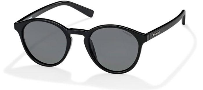 6f019c6aa1 Sunglasses Polaroid PLD 1013/S D28 (Y2) SHINY BLACK // GREY POLARIZED