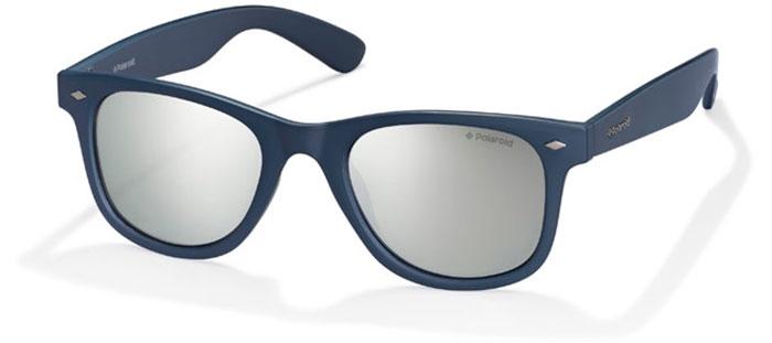 Gafas de Sol Polaroid PLD 1016 S MY7 (JB) SOLID BLUE    GREY SILVER ... ed053bf7fd