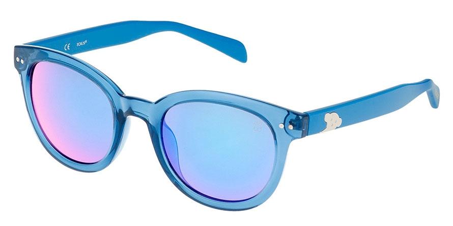 Gafas de sol tous sto830 95av blue blue mirror - Emoticono gafas de sol ...