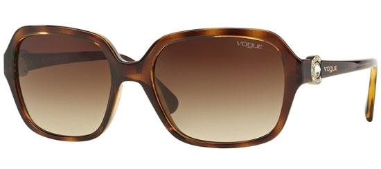 b45c2572c94bdc Lunettes de soleil - Vogue - VO2994SB TIMELESS - W65613 DARK HAVANA     BROWN GRADIENT